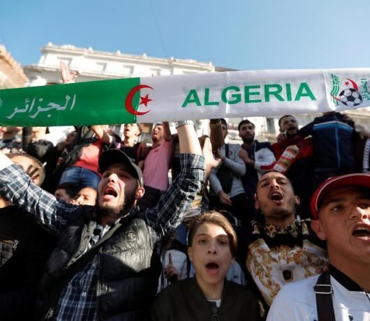 Protests Loosen Stranglehold on Algerian Media