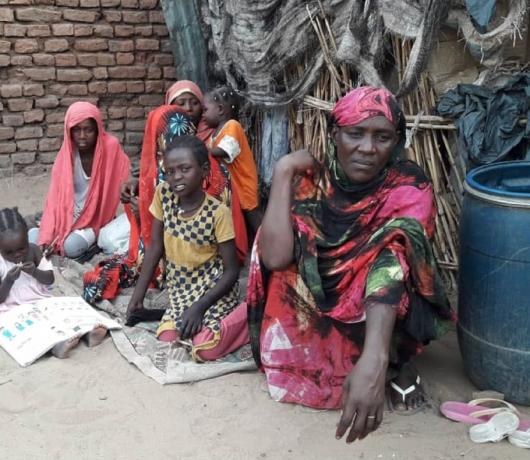 Darfur Victims Want to Bring Bashir to Justice