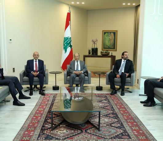 Exclusive – Lebanon Returns to United States' Attention