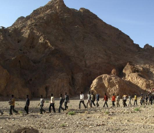 Exclusive – Despite Tighter Security, Migrant Smuggling Thrives between Sudan, Egypt