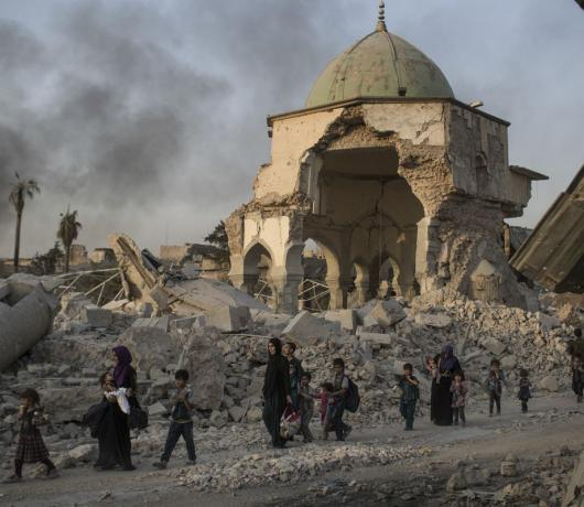 Reconstruction of Landmark Mosul Mosque to Begin in 2020: UN