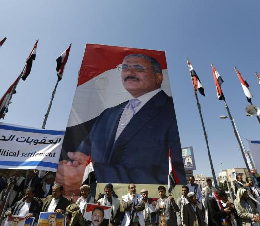 Saleh's Party Rebels against Houthis in Sanaa