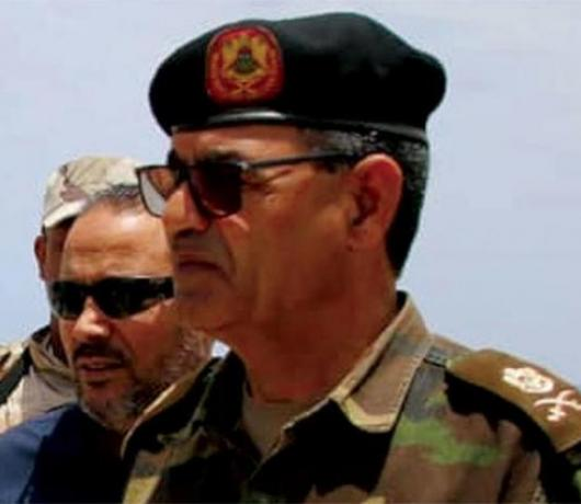 LNA Commander to Asharq Al-Awsat: Army Does Not Meddle in Management of Oil Ports