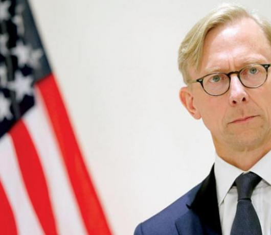 Brian Hook to Asharq Al-Awsat: Ghaani Faces Soleimani's Fate if he Follows Similar Path