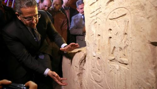 Minister of Antiquities: 33,000 Egyptian Artefacts are Missing