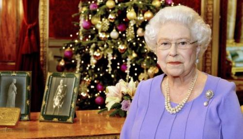 What Does Queen Elizabeth Eat on Christmas?