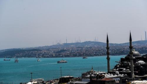 Turkey Unveils Ambitious Canal to Ease Traffic in Bosphorus