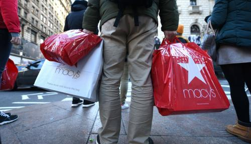 Retailers Had the Best Holiday Season in Years