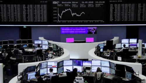 European Shares Recover from Sell-off