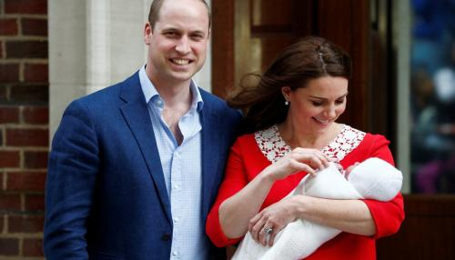 Archbishop of Canterbury to Christen Prince Louis Next Month