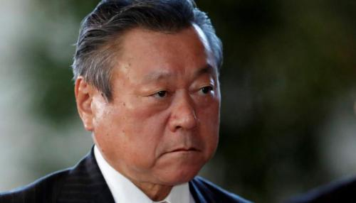 Japan's Cybersecurity Minister Says Never Used a Computer