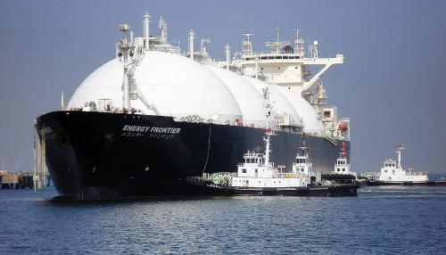 Undersea Gas Fires Egypt's Regional Energy Dreams