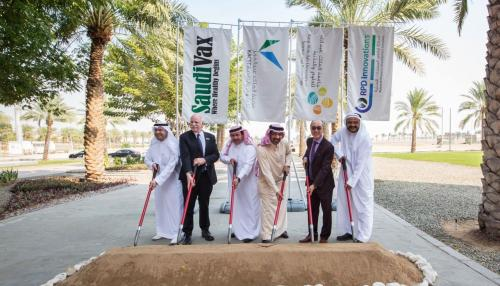 KAUST Launches Saudi Center for Developing Medical Vaccine Proteins