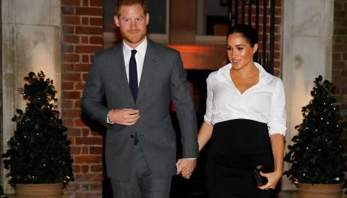 Harry and Meghan to Visit Morocco in First Arab Trip