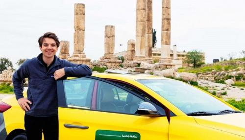 'Uber Taxi' Launched in Jordan