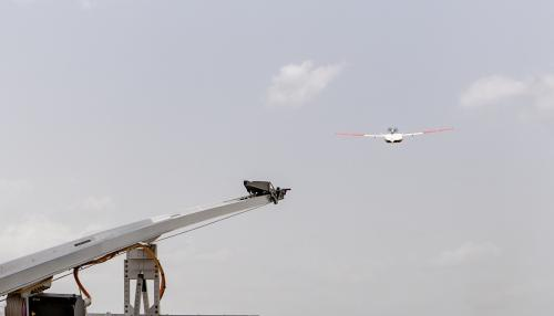 Ghana Inaugurates Biggest Drone-Delivery Network for Vaccines