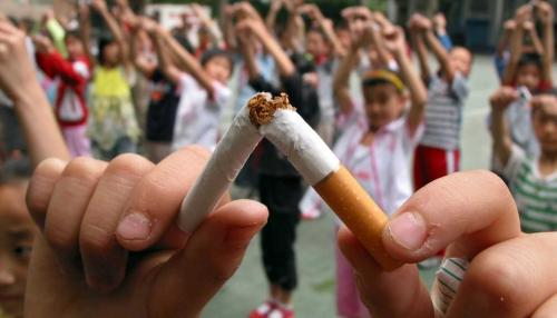 Smokers Susceptible to More Strokes