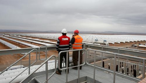 International Consortium Wins Morocco's 'Noor Midelt 1' Solar Deal