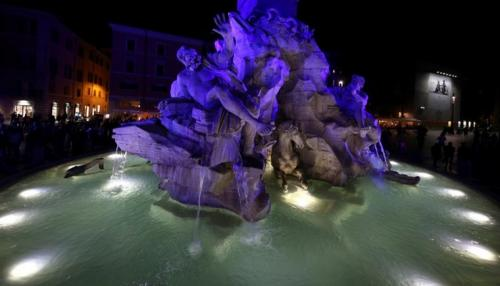 Dutch Man Fined for Stealing Coin from Roman Fountain