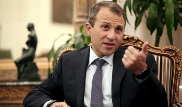 Lebanese Senior Official Says FM Bassil May Not Attend Arab League Meeting