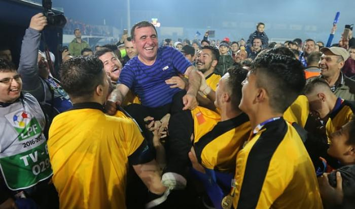 Gheorghe Hagi: 'I Took a Lot of Risks Because of the Passion I Have for Football'