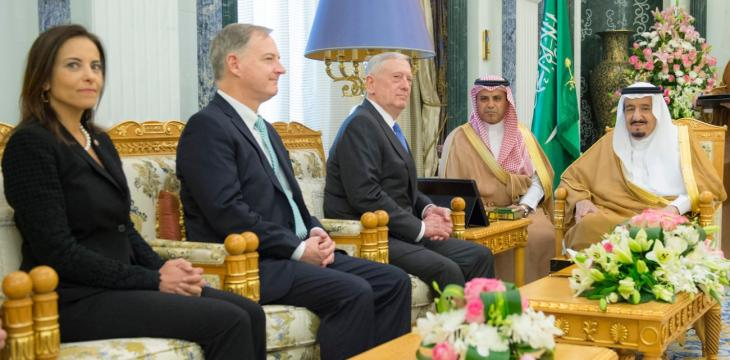 Henzel: US Values Longstanding Relationship with Saudi Arabia