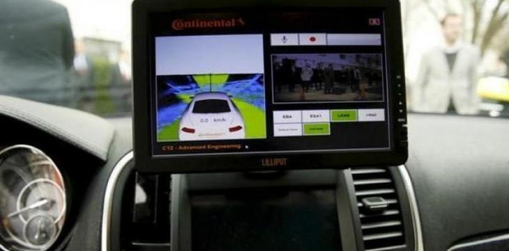 First Internet-Connected Vehicle Tested