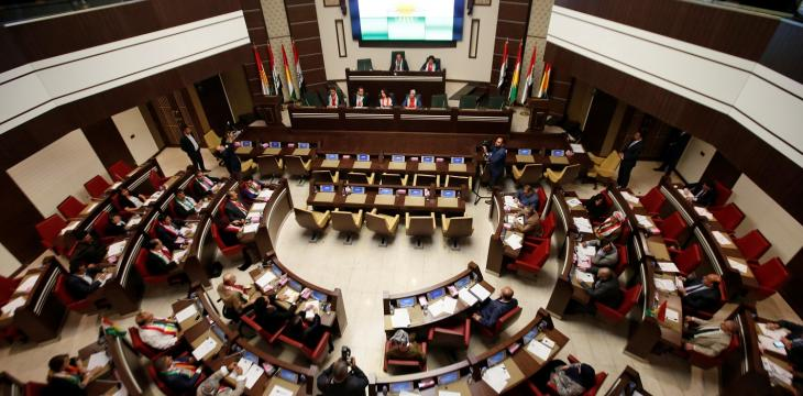 Kurdish Parliament Speaker: Referendum Consequences Destroyed Achievements of Past 25 Years