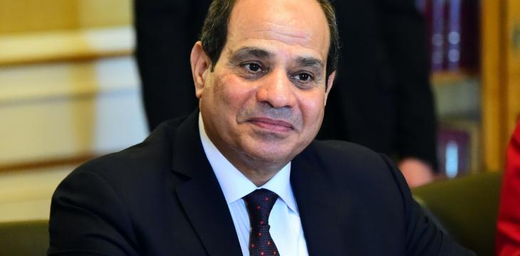 Egypt's Sisi Says Gas Discoveries Can be EU's New Energy Source