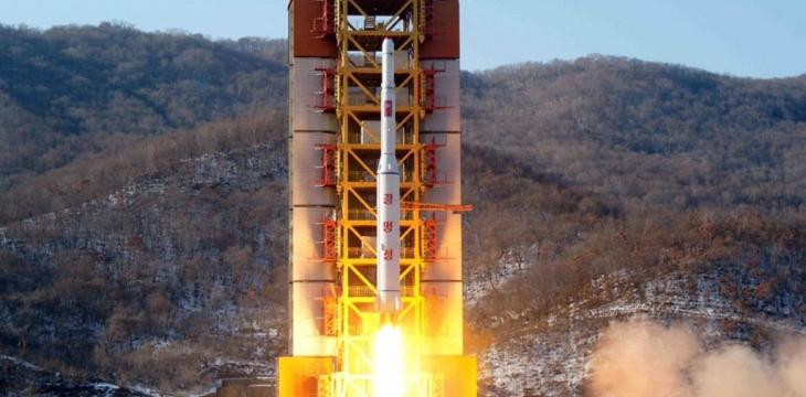 S. Korea Spy Agency Warns Pyongyang May Carry out Missile Tests before Year's End