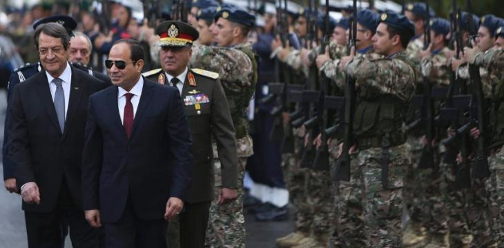 Sisi: Egypt Supports Efforts to Unify Island of Cyprus