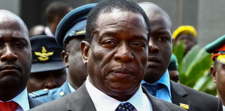 Former Zimbabwe VP to Be Sworn in Friday