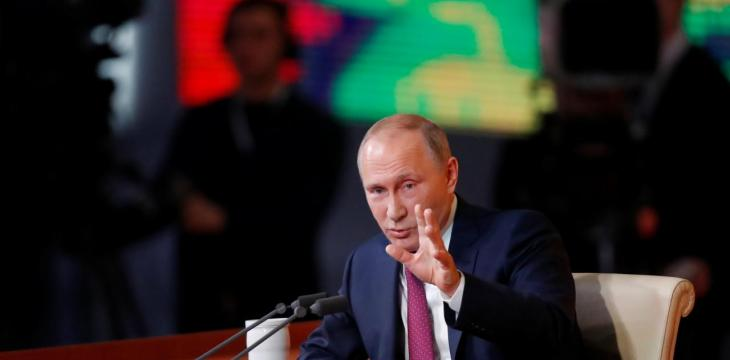 Russia's Putin Seeks Re-Election As an Independent, Dismisses Meddling in US Election