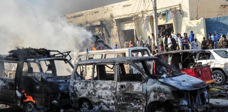 Deadly Shabaab Attack on Somalia Police Academy