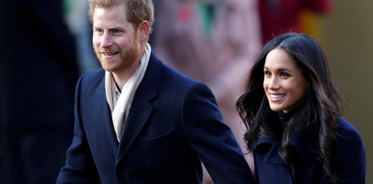 Britain's Prince Harry to Marry Meghan Markle in May 2018