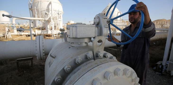 Iraq Plans to Oil Pipeline Network across Country