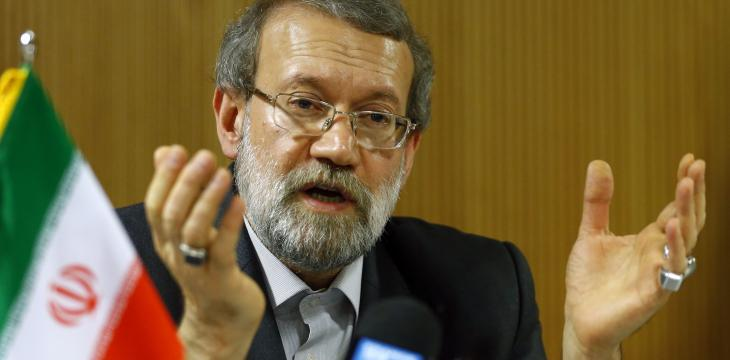Iran Threatens 'Severe' Response to US Sanctions Against Larijani