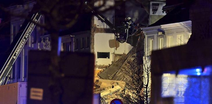 2 Killed, 14 Wounded in Building Blast in Belgium