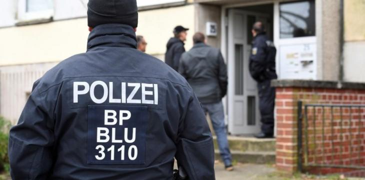Germany Raids Target 10 Suspected Iranian Spies