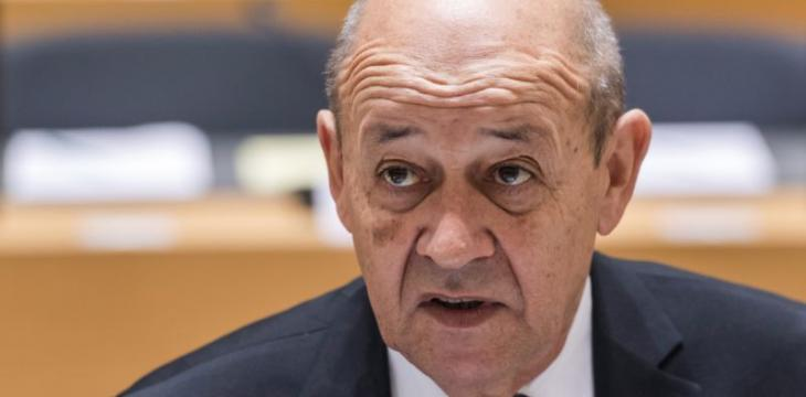 Le Drian: Iran not Respecting UN Text on Ballistic Missiles