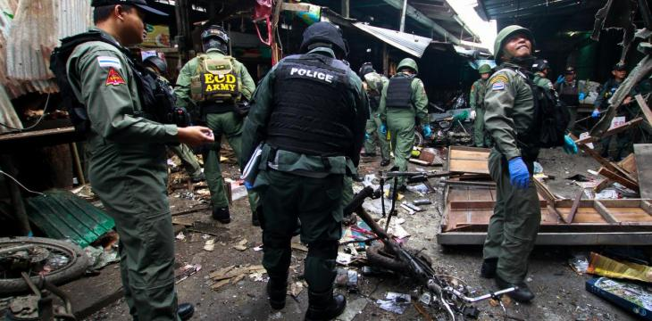 Motorcycle Bomb Kills Three in Thailand's South