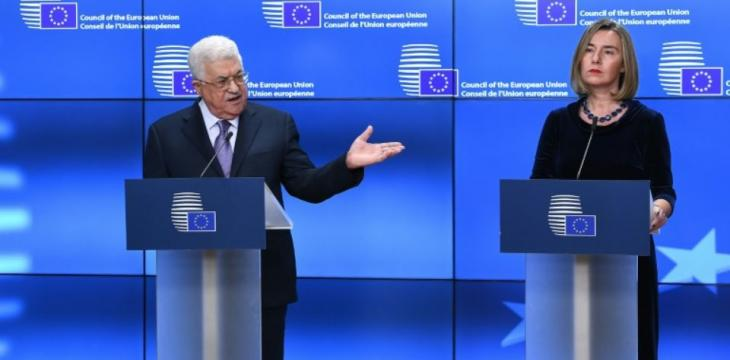 EU Backs Abbas in Drive to Have East Jerusalem as Palestinian Capital