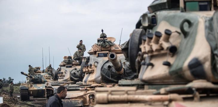 Turkey Faces Local Opposition over Afrin Operation