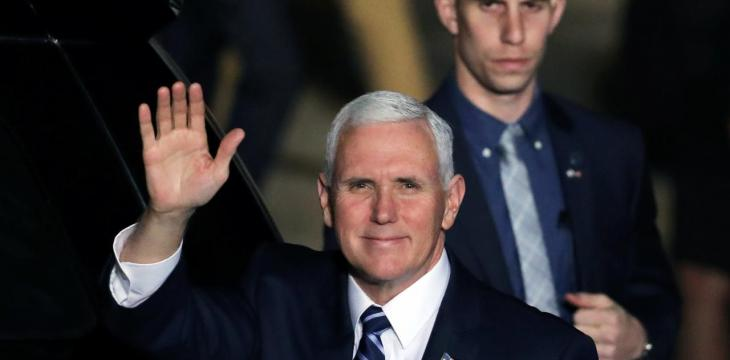 Pence: US Will Never Allow Iran to Possess Nuclear Weapons