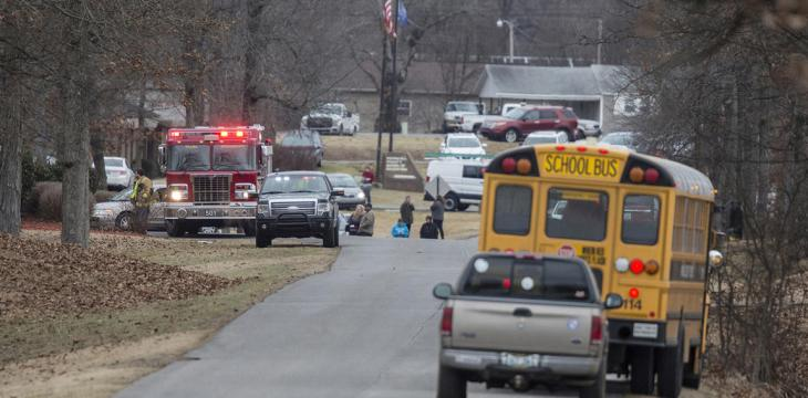 2 Killed as Teenage Student Opens Fire at US School