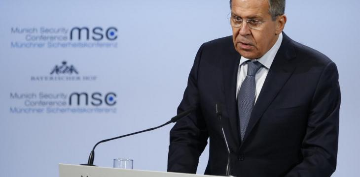 Russian FM Dismisses as 'Blabber' US Charges of Meddling in 2016 Elections
