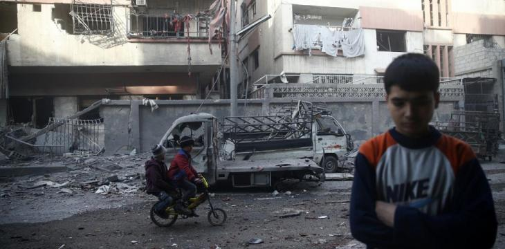 UN Workers Describe to Asharq Al-Awsat 'Indescribable' Suffering in Syria's Ghouta