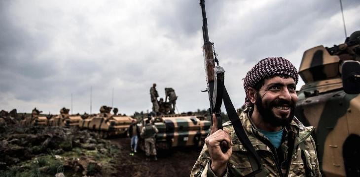Syrian Regime Forces Head to Afrin after Deal with YPG