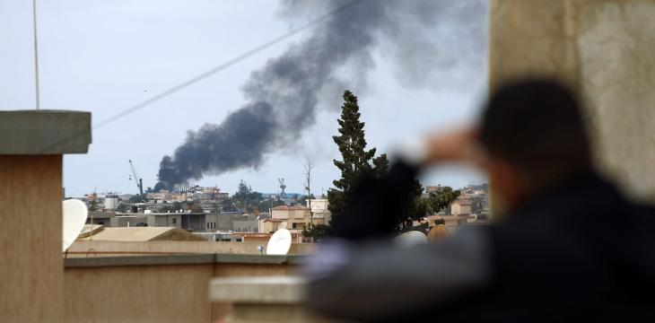 5 Soldiers Killed in Libya Bombing