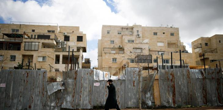 Israel to Construct 3,000 New Settler Units in East Jerusalem